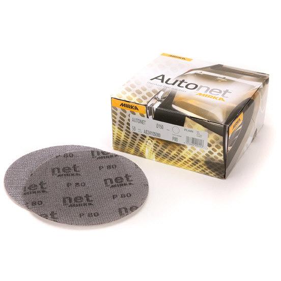 Mirka AUTONET brusný papír P800 D150mm s.zip