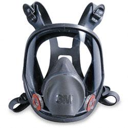 Celoobličejová maska 3M 6800 série 6000
