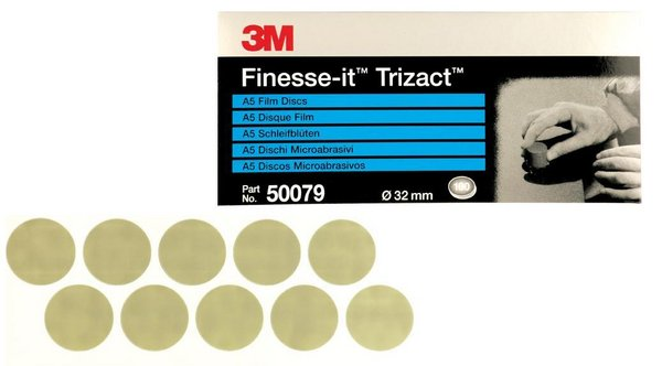 3M 50079 Brusné disky Trizact D32