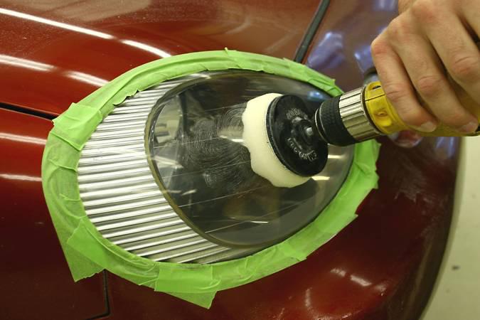 3M Hobby sada na renovaci skel světlometů (39073)