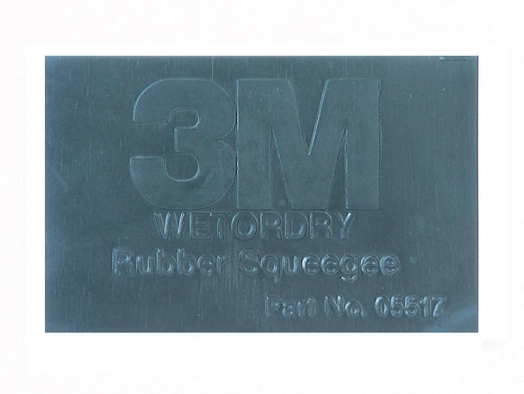 3M 05517 Gumová stěrka