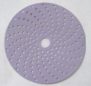 3M 50533 334U víceděrový brusný papír Purple P400