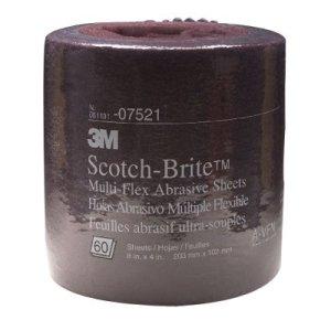 3M 07521 Scotch-Brite Role Multi-Flex fialový