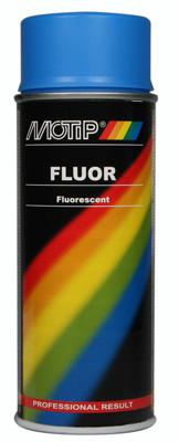 Motip Fluor signální modrá Spray 400ml
