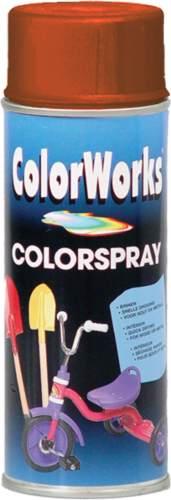 ColorWorks měděný Spray 400ml