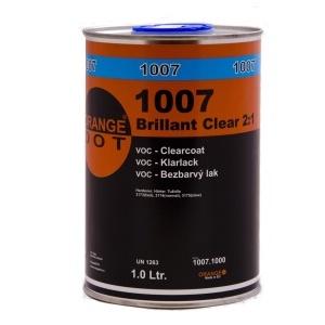OD 1007 Brillant Clear bezbarvý akrylátový lak 1ltr