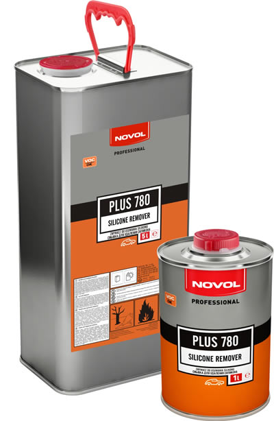 Novol Plus 780 odstraňovač silikonu 1l