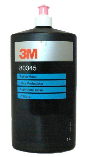 3M 80345 Polish Rosa lešticí vosk