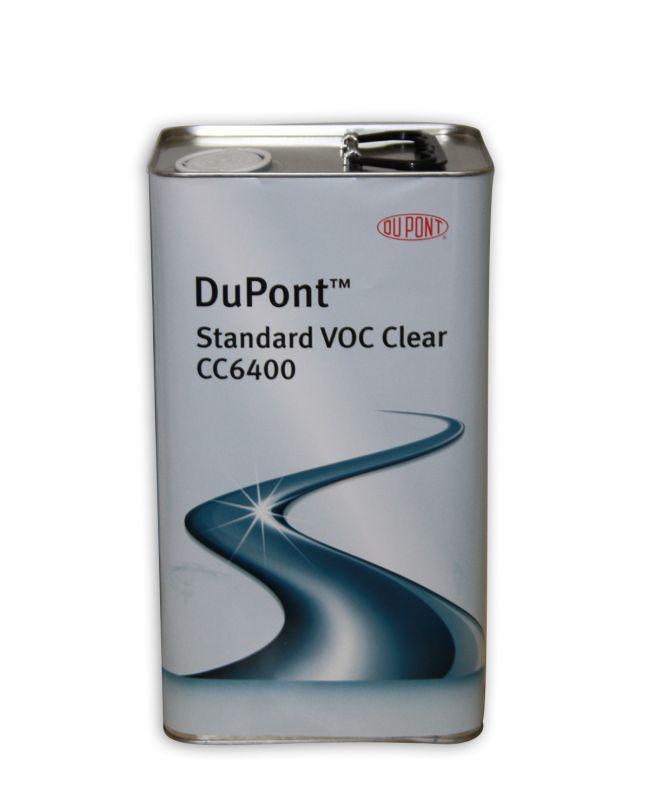 DuPont CC6400 bezbarvý lak 5lte