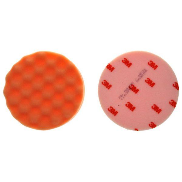 3M 50456 Pěnový leštící kotouč D133 oranžový