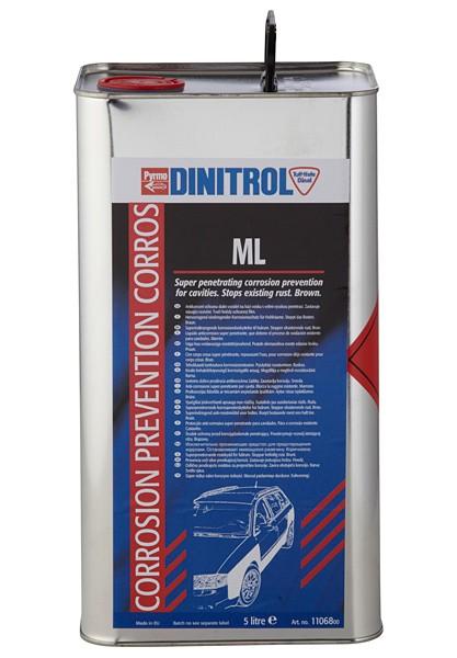 Dinitrol ML 5 Ltr. antikorozní ochrana dutin