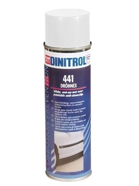 Dinitrol Dröhnex 441 bílý 500ml