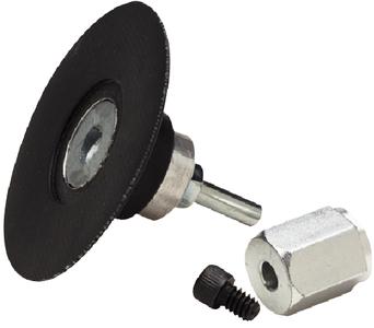 3M 5540 Roloc Disc Pad Assembly