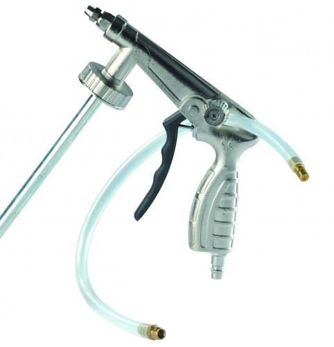 Pistole na spodky a dutiny s ML hadičkou