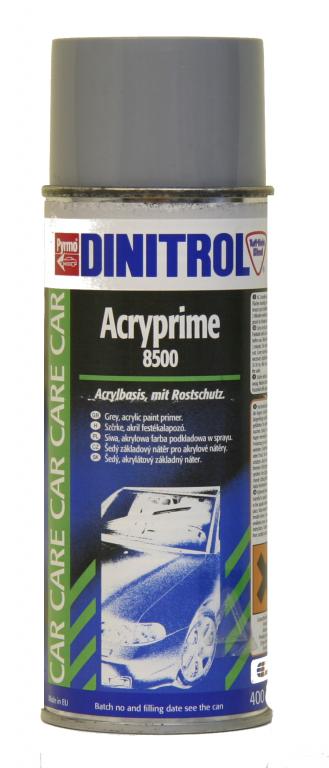 Dinitrol 8500 Acryprime základ šedý 400ml