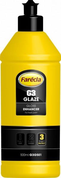 Farécla G3 Glaze Gloss leštící pasta 500ml