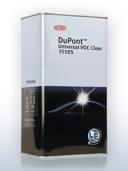 DuPont 3550 bezbarvý lak 5ltr