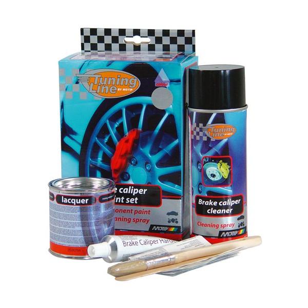 Motip Brake Caliper modrá barva na brzdy, sada