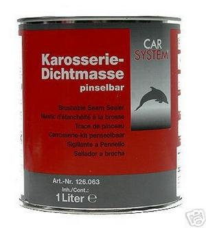 KS-50 Karosserie Dichtmasse průžný tmel 1ltr