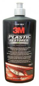 3M Plastic restorer brusná pasta k sadě na renovaci světel 1.krok 500ml