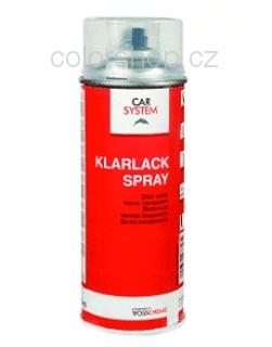 Bezbarvý akrylový lak Sprej 400ml