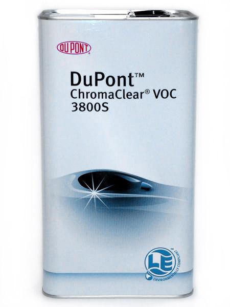 DuPont 3800S bezbarvý lak 5ltr