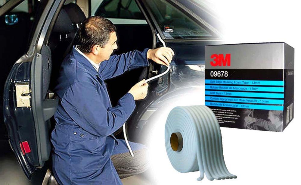 3M 9678 Foam Soft Tape molitanové pásky 13mmx50m Promo 1ks
