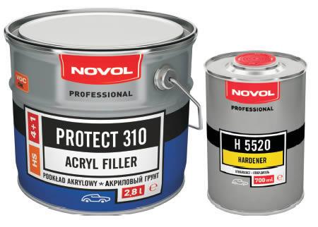 Novol H5520 tužidlo normal 0,7l