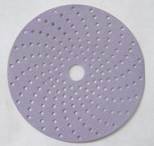 3M 50531 334U víceděrový brusný papír Purple P320