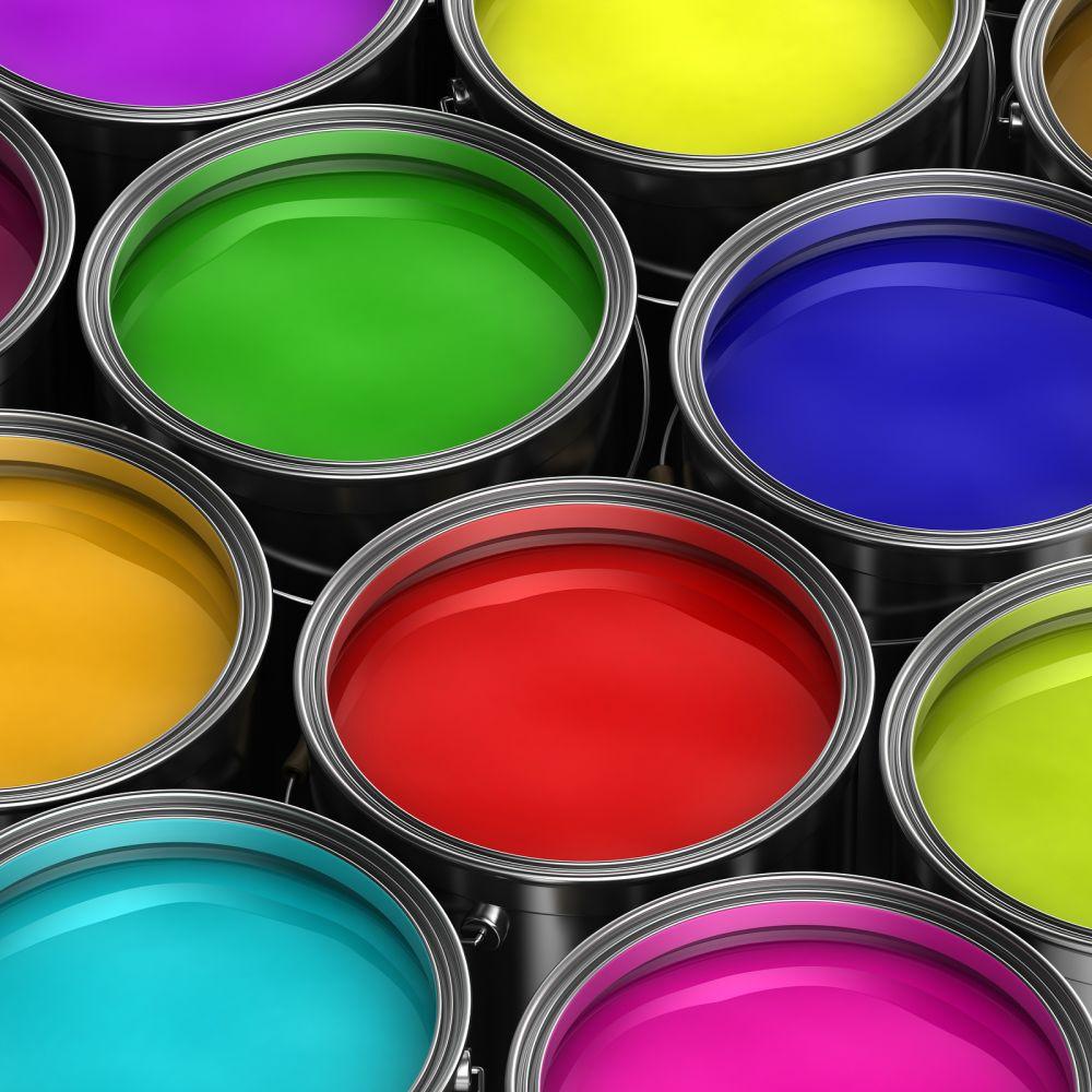 Míchaná barva metalická 100ml