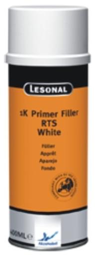 Lesonal 1K Primer Filler RTS bílý 400ml