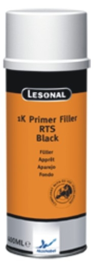 Lesonal 1K Primer Filler RTS černý 400ml