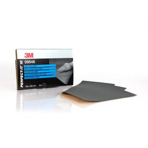 3M Sanding paper Micro Fine 1500 wetordry