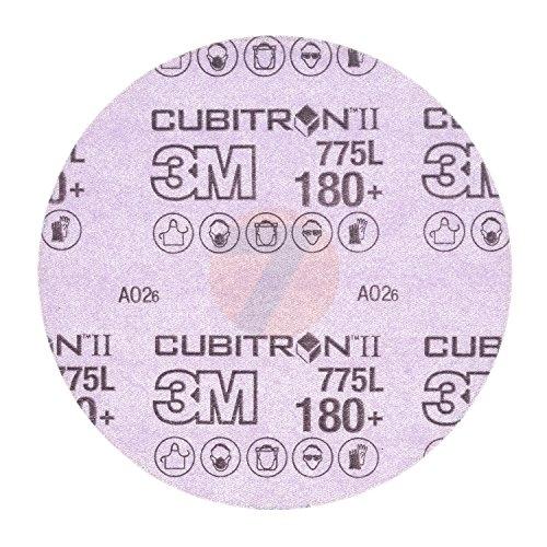 3M 87040 3M™ Cubitron™ II Hookit™ Film Disc 775L P180