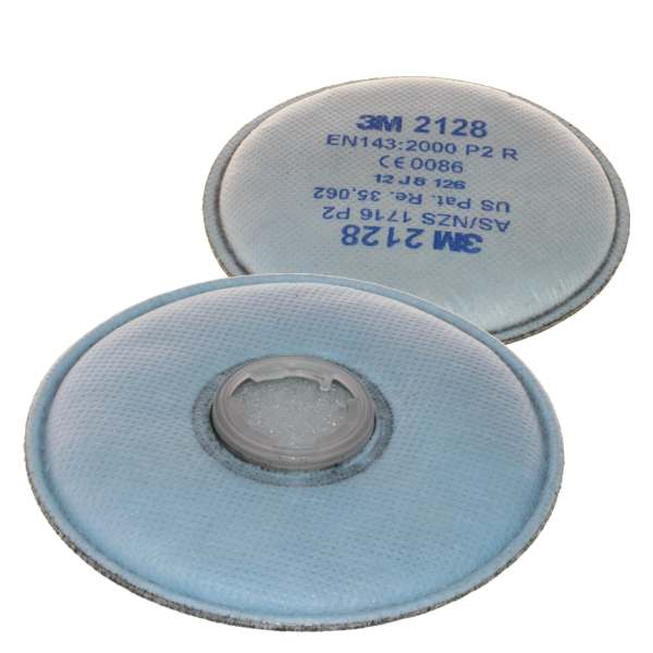 3M 2128 filter P2