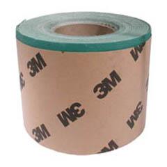 3M 61123 sanding paper P80, Roll 75mmx25m, velcro Hookit 245
