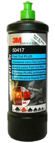 3M 50417 Fast Cut Plus 1kg brusná pasta