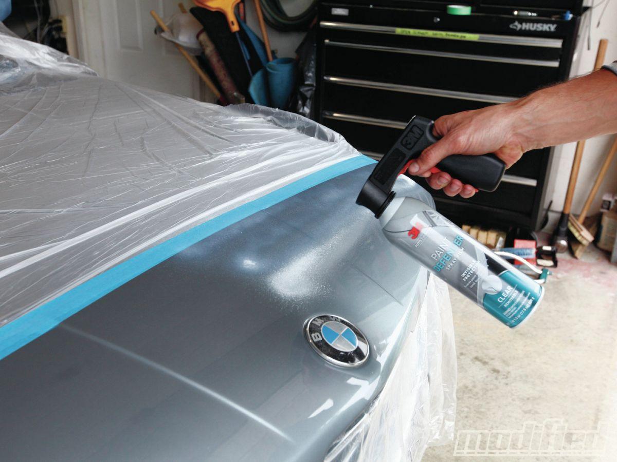 Ochranná fólie ve spreji 3M Paint Defender Spray Film 90001