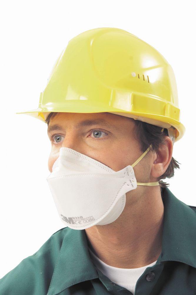 3M 9310+ Maska proti prachu FFP1