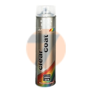 Motip bezbarvý lak 600 ml Spray