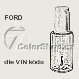 Ford paint VIN - MultiTouchUp VIN No.