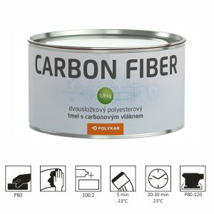 POLYKAR Carbon Fiber 1,8kg