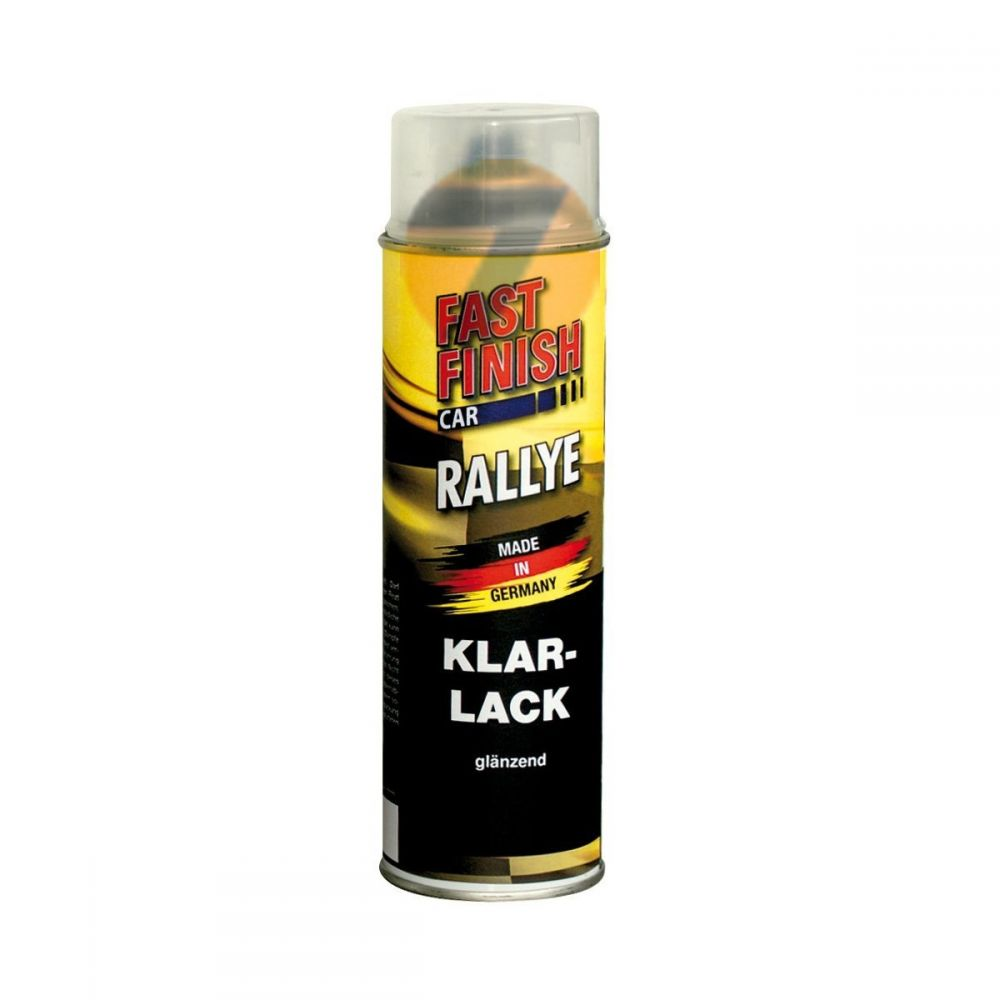 Motip Fast Finish Car bezbarvý lak 500 ml Spray