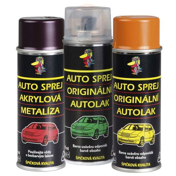 Skoda 9103 silver metallic spray 200ml
