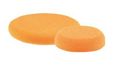 Leštící houba oranžová 85x25mm s.zip