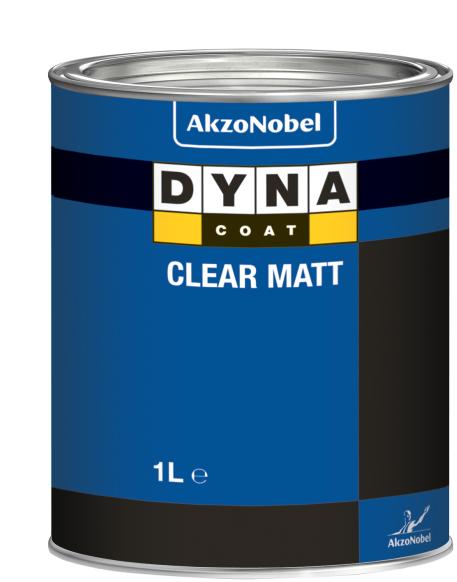 Dyna Clear Matt - matový lak 1L