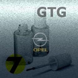 OPEL - GTG - TWILIGHT BLUE metal. barva retušovací tužka