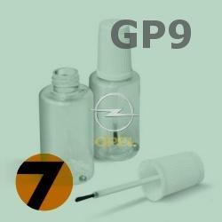 OPEL - GP9 - PASTEL GREEN zelená barva - retušovací tužka