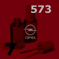 OPEL - 573 - TIZIANROT červená barva - retušovací tužka