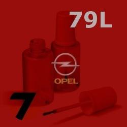 OPEL - 79L - MAGMAROT červená barva - retušovací tužka